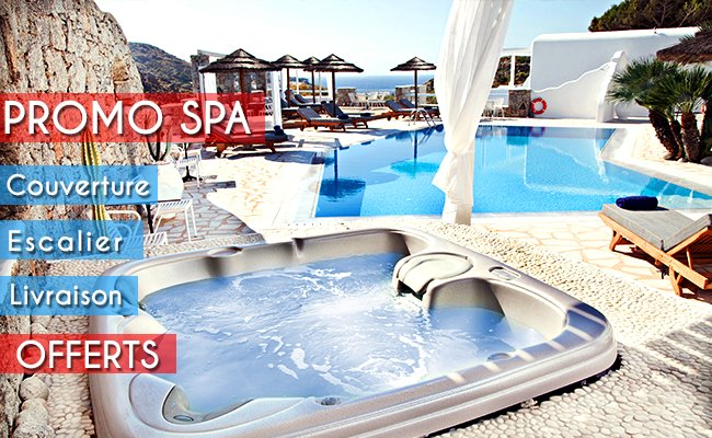 promotion spa items france
