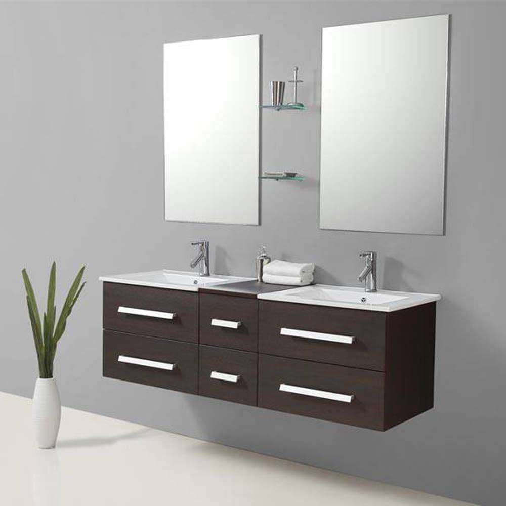 Prix des meuble sous lavabo 2 - Meuble salle de bain style ancien ...