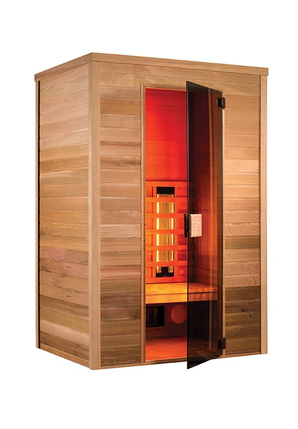 Multiwave 3 pl sauna infrarouge multiwave 3 places 150x100x190cm eur - Sauna infrarouge utilisation ...