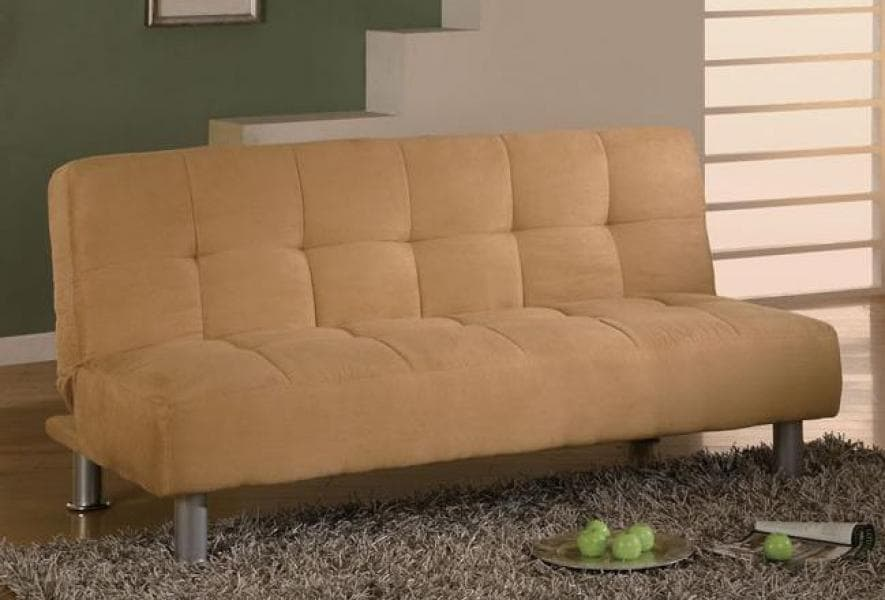 Canap convertible sofabed 1 canap lit tissu 190x110x40 for Canape convertible made in france