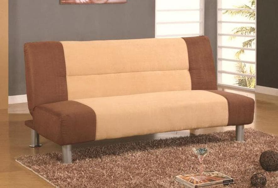 Canap convertible sofabed 2 canap lit tissu 190x110x40 for Canape convertible made in france