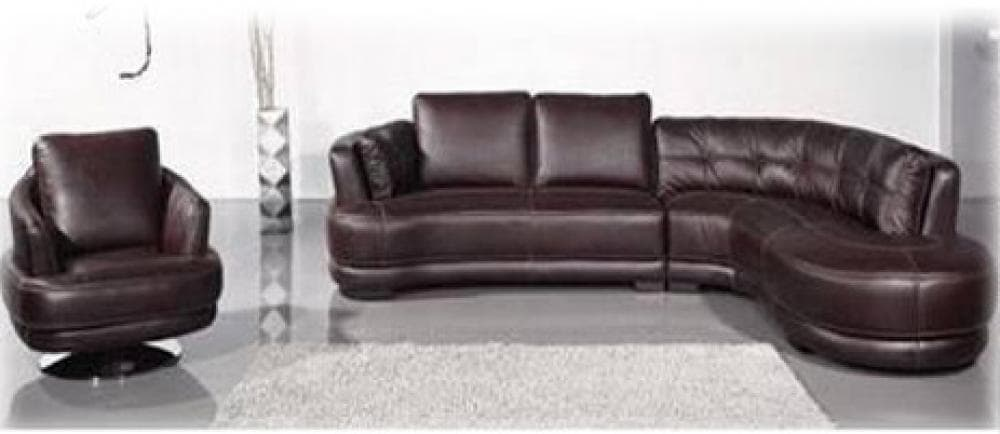 Canap d 39 angle cuir cassino canap contemporain d angle fauteuil cu - Canape cuir made in france ...