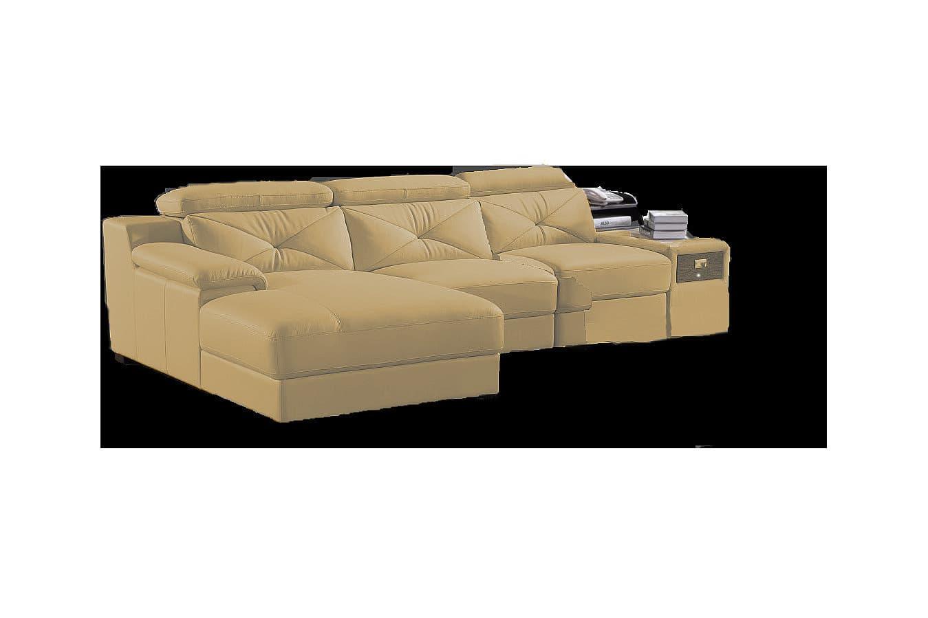 canap d 39 angle cuir tema 290 expo canap contemporain d angle cuir 4 places 290x170x102. Black Bedroom Furniture Sets. Home Design Ideas