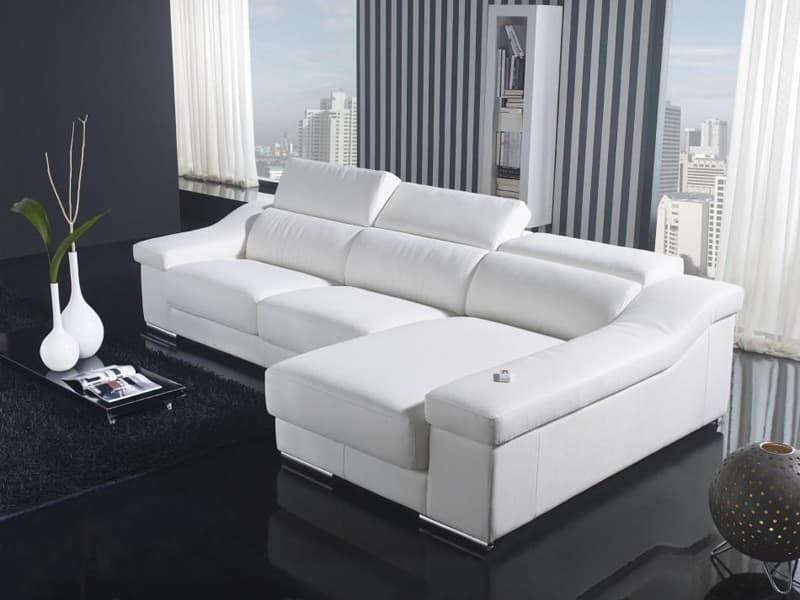 canap d 39 angle cuir vigo canap cuir 4 places 298x170x70. Black Bedroom Furniture Sets. Home Design Ideas