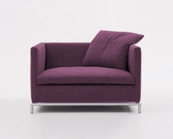 canap droit tissus firm 36 fauteuil tissu 91x74x66. Black Bedroom Furniture Sets. Home Design Ideas
