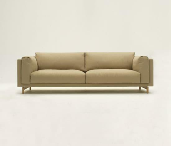 canap droit tissus portland canap 3 places 250x92x76. Black Bedroom Furniture Sets. Home Design Ideas