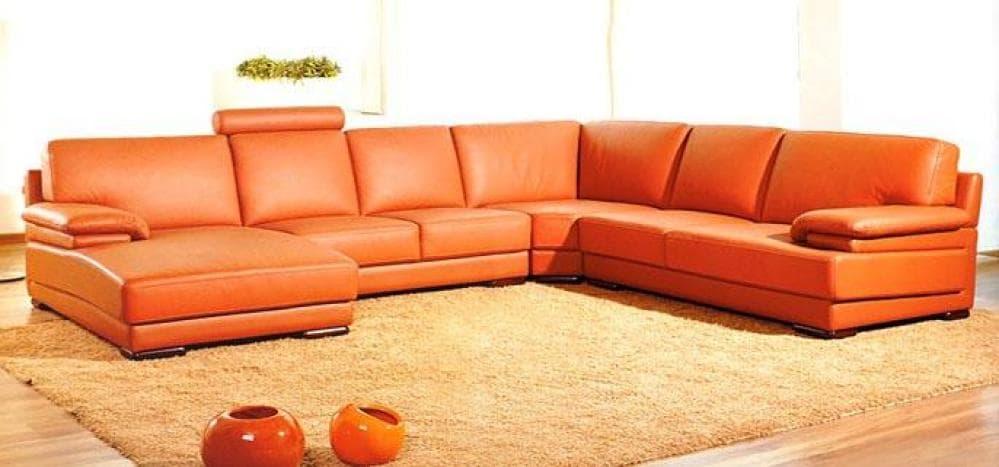 canap panoramique cuir tilao perso canap cuir 6. Black Bedroom Furniture Sets. Home Design Ideas