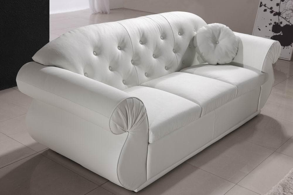 Ensemble canap cuir empoli ensemble de canap 6 places 215x85 160x85 120x85 - Ensemble canape cuir ...