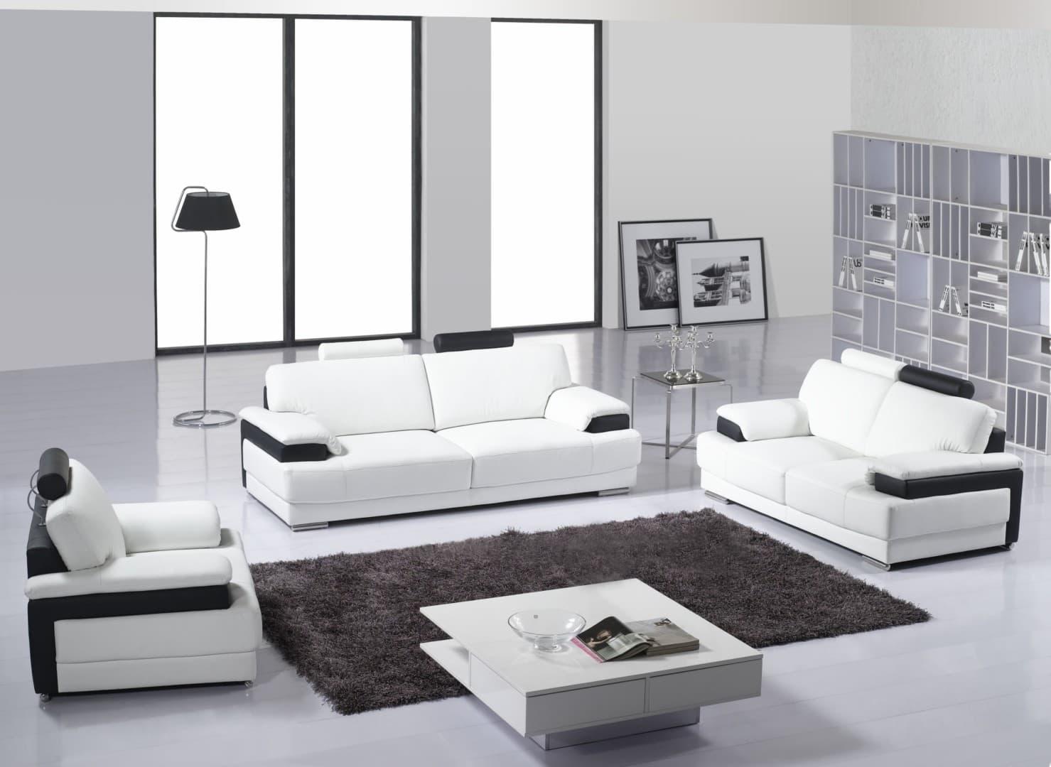 ensemble canap cuir olbia ensemble canap cuir 5 places 220x108 180x108 120x108. Black Bedroom Furniture Sets. Home Design Ideas