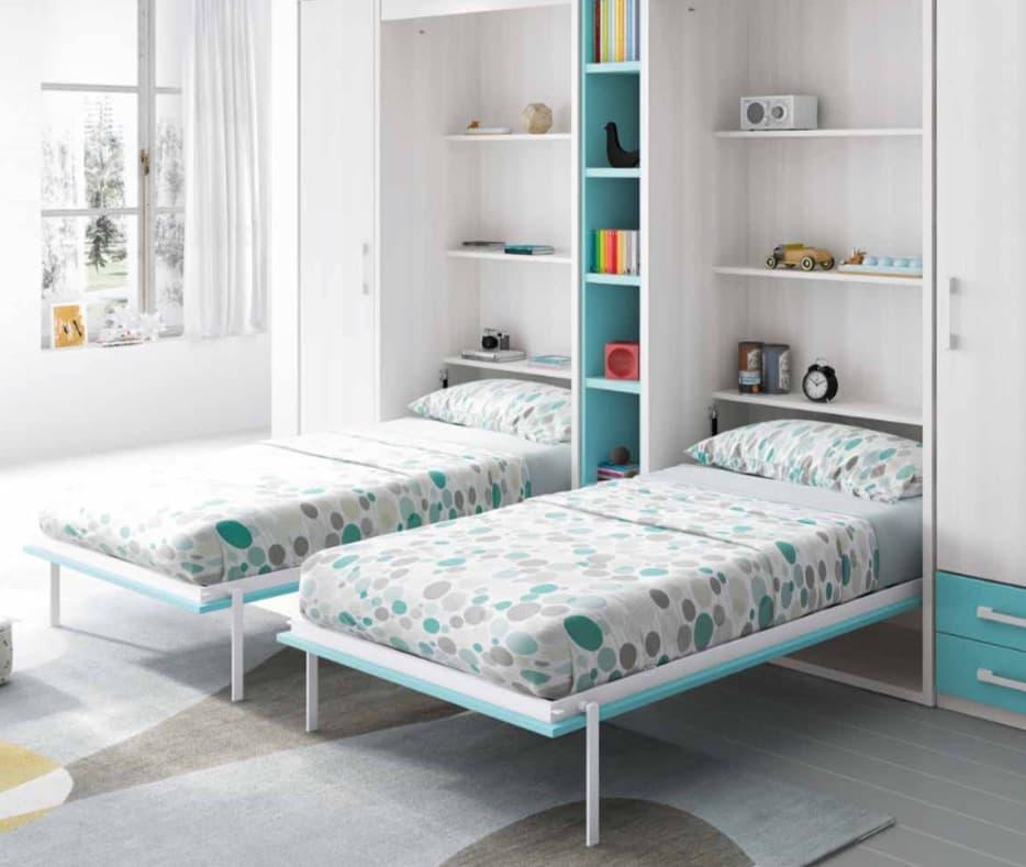 chambre enfant loulou lit pliable enfant. Black Bedroom Furniture Sets. Home Design Ideas