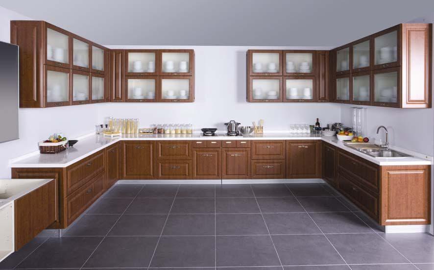 cuisine meuble dina cuisine modele standard ou sur mesure. Black Bedroom Furniture Sets. Home Design Ideas