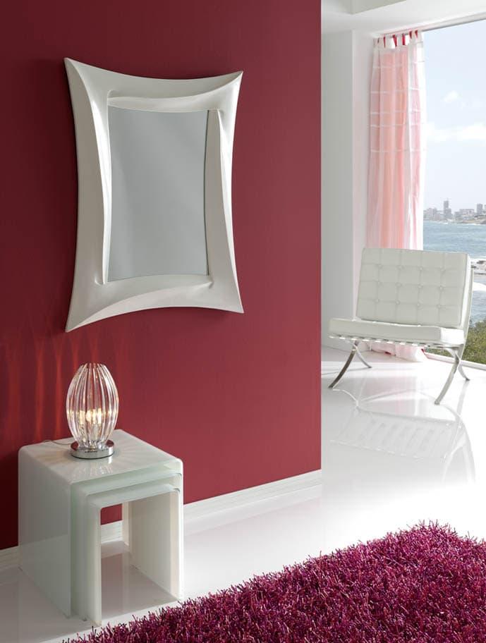 Luminaire et d co miroir london miroir mural design - Luminaire mural design ...