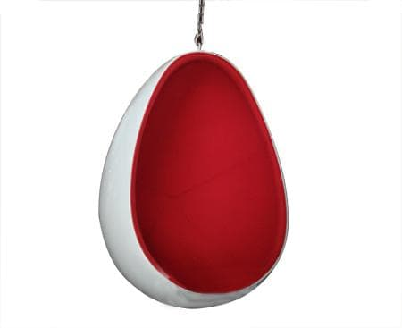 Mobilier design meuble egg chair 3 fauteuil suspendu - Chaise oeuf suspendu ...