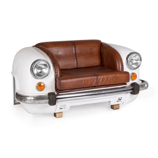 Mobilier industriel meuble canape voiture 2 canap for Canape voiture