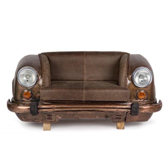 Mobilier industriel meuble canape voiture canap voiture 2 places for Meuble canape