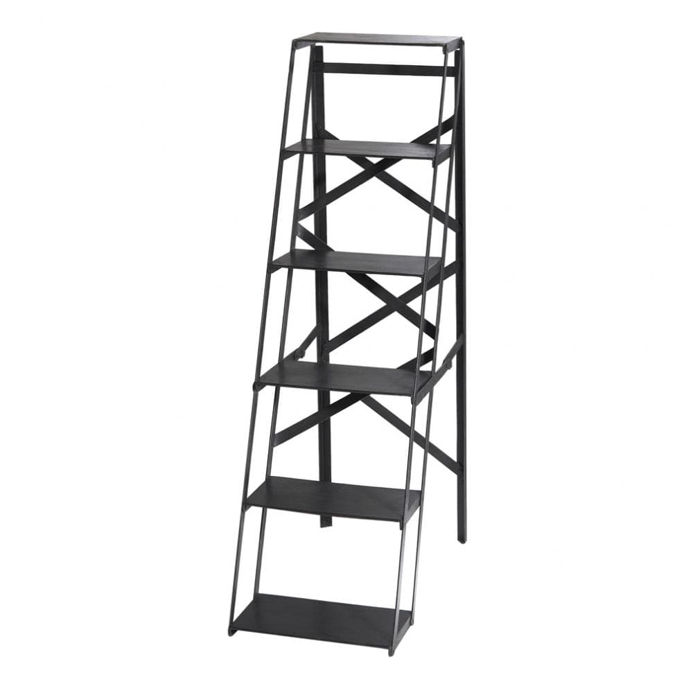 Mobilier industriel meuble new york etagere etagere for Scala scaffale