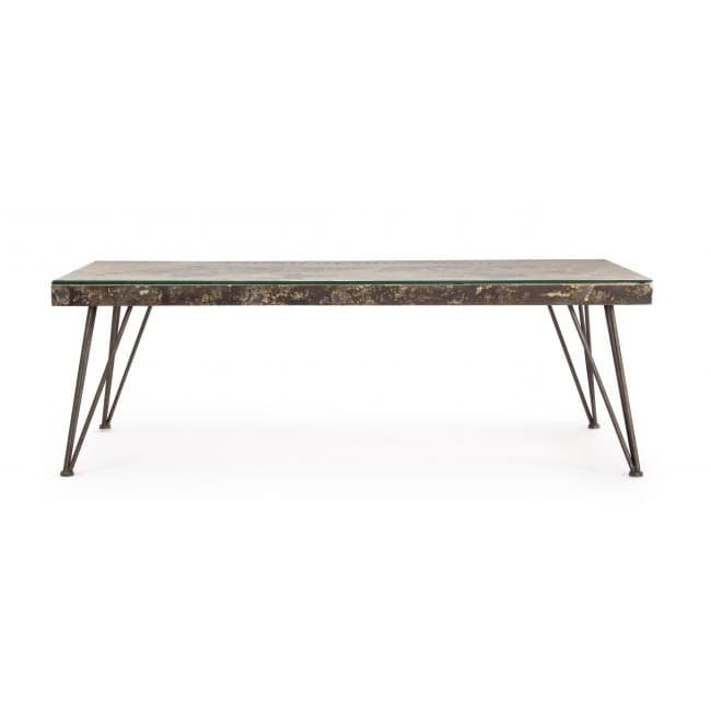 Mobilier Industriel Meuble Table Basse Atlantide
