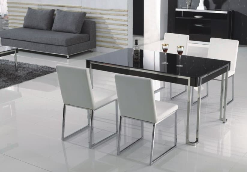 salle a manger table rectangulaire alina ensemble
