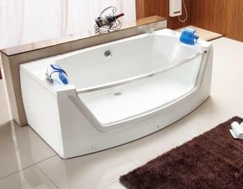 Baignoire droite salle de bain presentation des produits pas cher items f - Baignoire balneo droite ...
