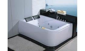 baignoire droite salle de bain mislata rechauff baignoire 2 places hydromassante. Black Bedroom Furniture Sets. Home Design Ideas