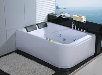 Salle de bain baignoire droite mislata baignoire 2 for Baignoire simple pas cher