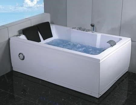 Salle de bain baignoire droite salusa1 baignoire 2 for Baignoire moderne pas cher
