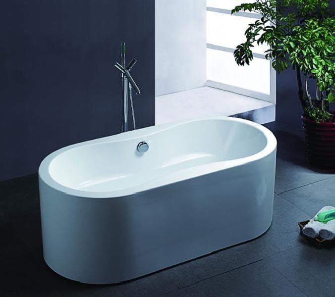 salle de bain baignoire ilot grosseto baignoire ilot design 170x80. Black Bedroom Furniture Sets. Home Design Ideas