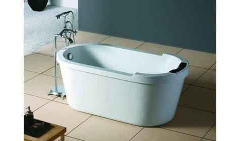 Salle de bain baignoire ilot lipari baignoire ilot - Baignoire contemporaine ...