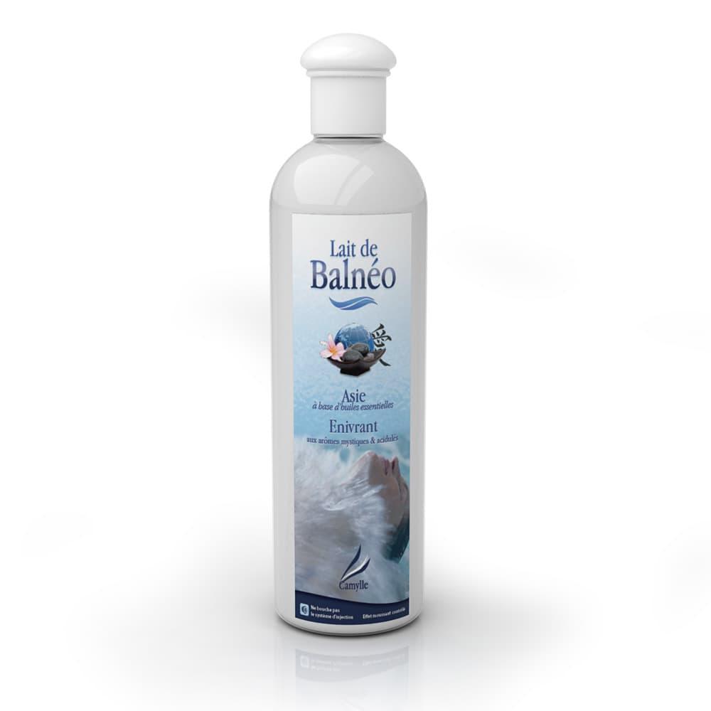 Salle de bain bien tre lait de balneo cajeput citron 250ml - Balneo parijs ...