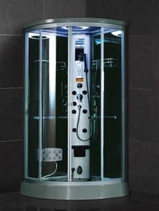 Douche hammam salle de bain alexandrie hammam douche hydromassante 95x9 - Douche sauna hammam pas cher ...