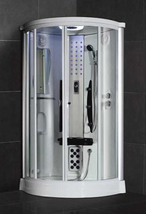 salle de bain douche hammam augusta hammam douche hydromassante 99x99x225. Black Bedroom Furniture Sets. Home Design Ideas