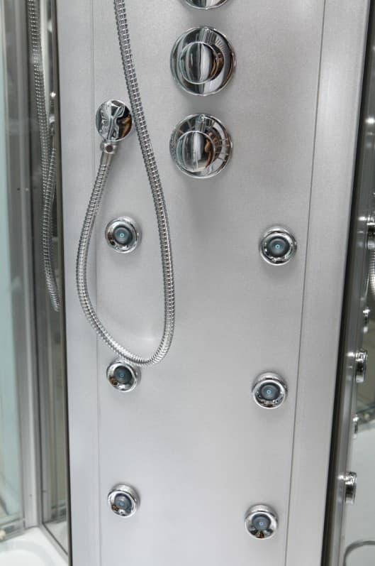 Salle de bain douche hammam little hammam cabine de douche hydromassant - Douche hammam pas cher ...