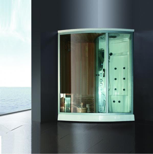 Salle de bain douche hammam murcia sauna hammam douche hydromassante 18 - Douche hammam pas cher ...