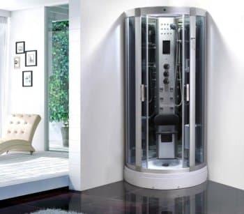 salle de bain douche hydromassante pr sentation des. Black Bedroom Furniture Sets. Home Design Ideas