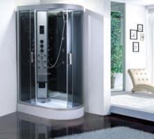 Salle de bain douche hydromassante pr sentation des - Cabine de douche fabrication francaise ...