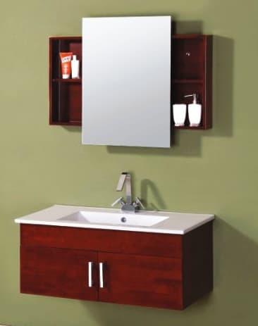 salle de bain meuble olivenza meuble salle de bain contemporain 90x46x40. Black Bedroom Furniture Sets. Home Design Ideas