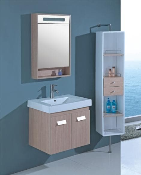 salle de bain meuble paloa meuble salle de bain contemporain 60x46x55. Black Bedroom Furniture Sets. Home Design Ideas