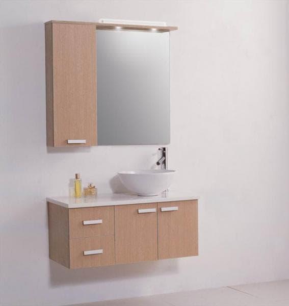 salle de bain meuble rimao meuble salle de bain contemporain 88x46x55. Black Bedroom Furniture Sets. Home Design Ideas