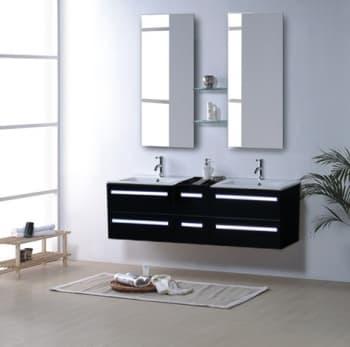 salle de bain meuble pr sentation des produits pas cher items france. Black Bedroom Furniture Sets. Home Design Ideas