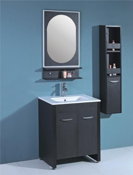 salle de bain meuble sintia meuble salle de bain contemporain 65x48x82. Black Bedroom Furniture Sets. Home Design Ideas