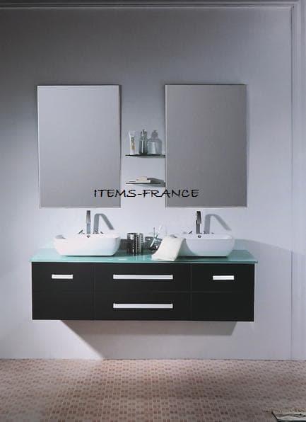 salle de bain meuble teolia meuble salle de bain. Black Bedroom Furniture Sets. Home Design Ideas