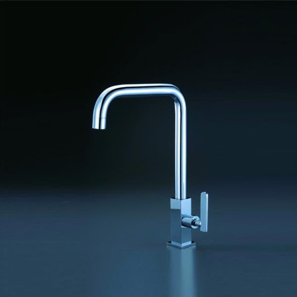 salle de bain mitigeurs brescia mitigeur chrome pour meuble de salle de bain ou cuisine. Black Bedroom Furniture Sets. Home Design Ideas