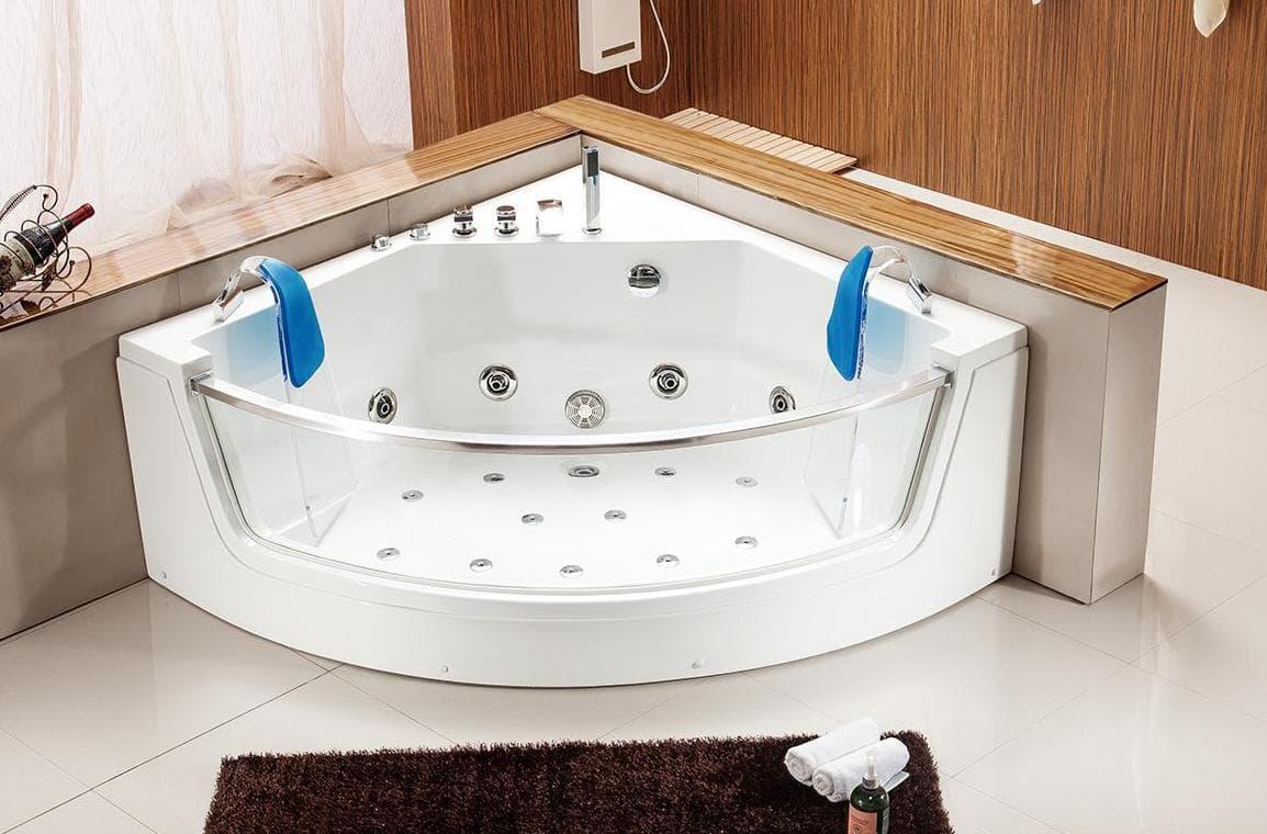 baignoire balneo places. Black Bedroom Furniture Sets. Home Design Ideas