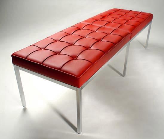 salon banc ben 10b banc cuir 179x48x46. Black Bedroom Furniture Sets. Home Design Ideas