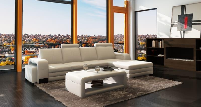 Canape d angle cuir salon new york 2 canape cuir 4 5 for A new angle salon