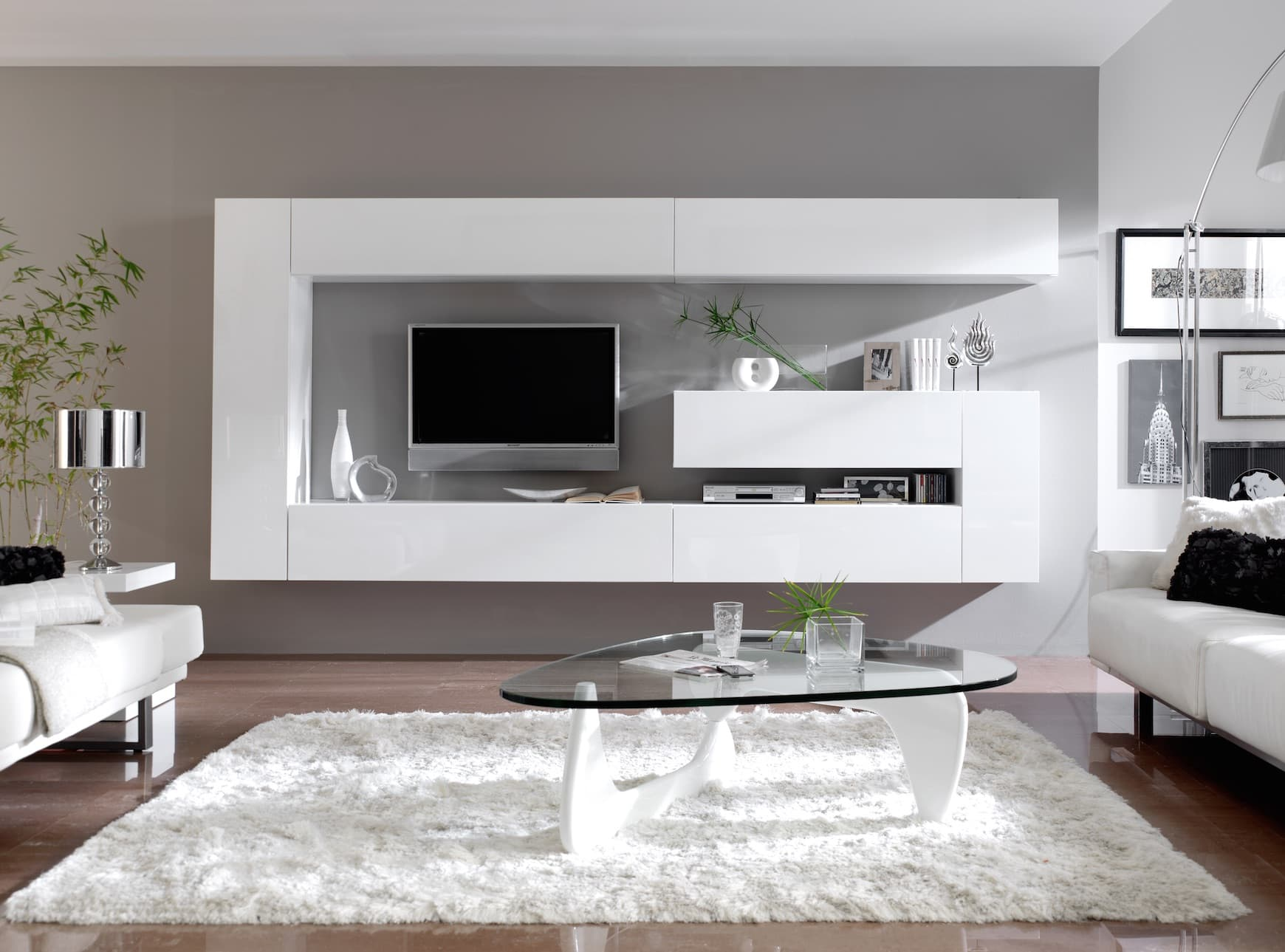salon meuble tv london meubles tv haut et bas. Black Bedroom Furniture Sets. Home Design Ideas