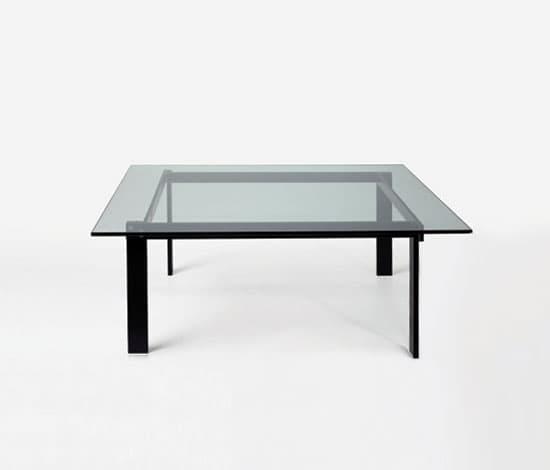 Salon table basse kop b table basse metal verre for Table basse 20 euros