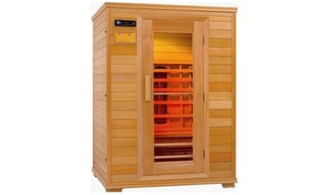 sauna infrarouge kauhava sauna infrarouge 120x105x190. Black Bedroom Furniture Sets. Home Design Ideas