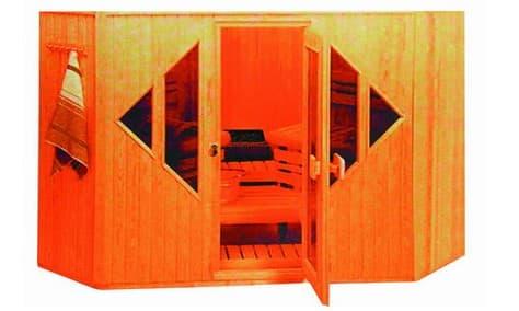 sauna traditionnel parkano sauna traditionnel 246x196x200 pour 4 5 personnes. Black Bedroom Furniture Sets. Home Design Ideas