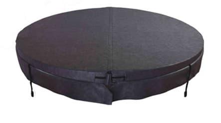 spa accessoire couverture ronde couverture ronde. Black Bedroom Furniture Sets. Home Design Ideas